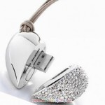 USB Stick Cannes  Hartje Diamantjes 135